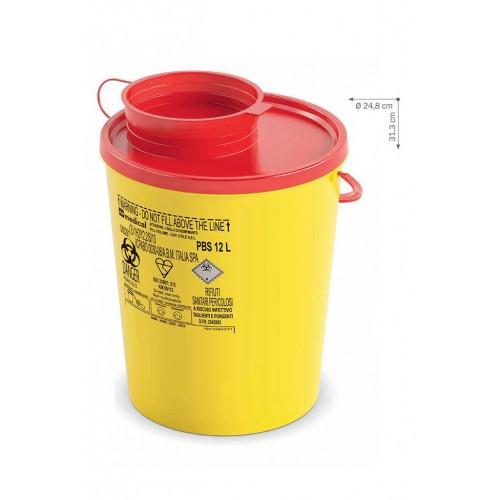 Контейнер для утилизации пластиковый ZOOBLE