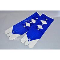 Перчатки нарядные детские P-06