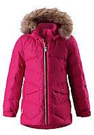 Куртка-пуховик зимняя для девочки Reima Leena 531314
