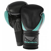 Боксерские перчатки Bad Boy Training Series 2.0 Black/Green