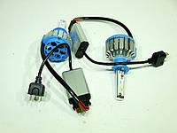 Лампа диодная H1 12-24v 35w 6000K (2шт)