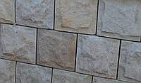 """Плитка """"Скала барельеф"""" с двойным сколом (40мм)"""