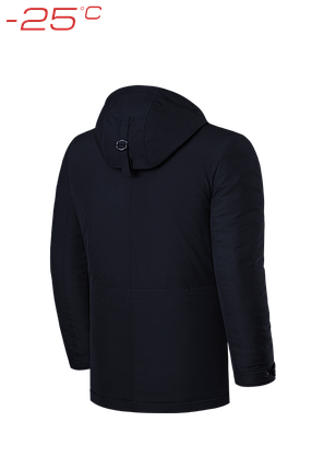 Мужская черная зимняя куртка Braggart (р. 48-56) арт. 4282 D, фото 2