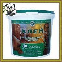 Клей для бамбуковых обоев и пробковых покрытий Lacrysil 4,5 кг