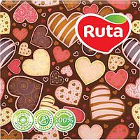 Салфетки Ruta Art Сердце 20 шт N51311993
