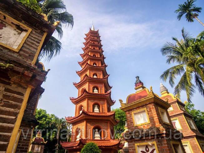 Вьетнам - Лаос - Камбоджа - Таиланд!