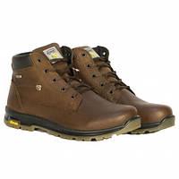 Ботинки осенне-зимние водонепроницаемые кожаные мужские Grisport (Red Rock)12925v4