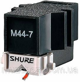 Картридж Shure M44-7 Turntablist
