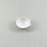 Тигель шамотно-глиняний №1 (d-45, h-17 мм)