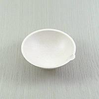 Тигель шамотно-глиняний №9 (d-85, h-32 мм)