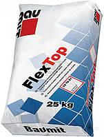 Baumit FlexTop - клей для всех видов плитки, 25кг.