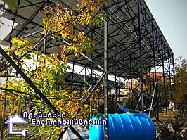 Мережева сонячна електростанція 30 кВт с. Соколівське, Кіровоградська обл. 5