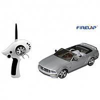 Автомодель на радиоуправлении 1:28 Firelap IW02M-A Ford GT 2WD (серый), FLP-208G6g