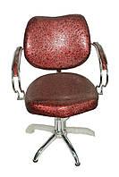 Кресло парикмахерское 0013 — Cherry
