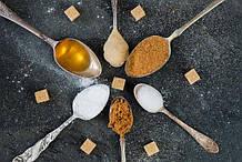 Стевія та інші натуральні сахарозамінники