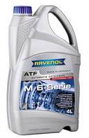 Масло трансмиссионное Ravenol ATF M 6-SERIE 4л