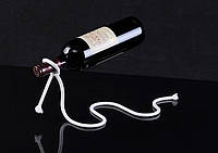 Подставка под бутылку вина  веревка
