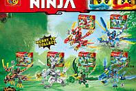 Конструктор Ninja, 6 видов, 5374