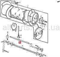 Вал подвески пальцев шнека John Deere, код запчасти Z32714.P