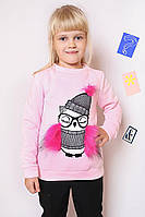 Свитшот Сова флис (2цв), свитшот, детский свитшот, детская одежда, дропшиппинг