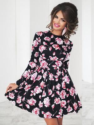 Шикарные платья для девушек и женщин. Около 1 200 различных моделей   повседневные 8f4d4b52b5ca2