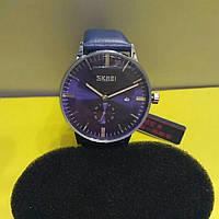 Мужские часы Skmei фиолетовый, фиолетовый