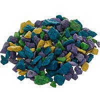 Камни декоративные Elsa Микс Радуга 1 кг