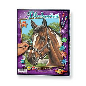 Картина по номерам «Schipper» (9240381) Лошадь, 24х30 см, фото 2