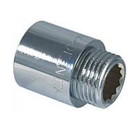 Удлинитель TDM 1/2х10 мм