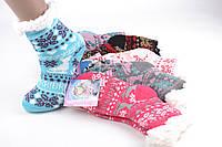 Детские носки на МЕХУ с тормозами (Арт. HD6007) | 12 пар