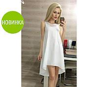 "Платье летнее асимметричное ""Амели"" Код:526936059"