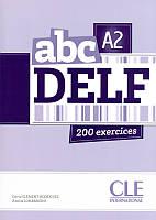 ABC DELF A2 Livre + Mp3 CD + corrigés et transcriptions