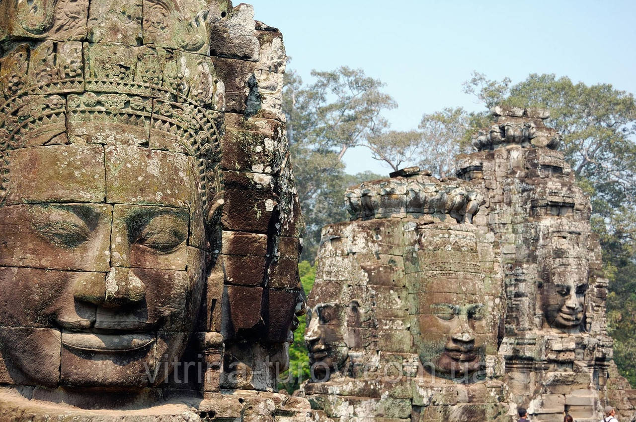 Экскурсионная Камбоджа