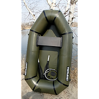 Надувная лодка из ПВХ Стриж 1м с твердым полом