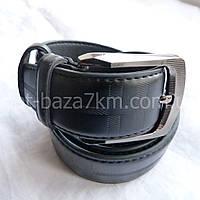 Мужской ремень из цельной кожи 40 мм (Китай) — от компании Discounter.top