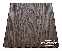 Террасная доска из ДПК Renwood Terrace 3D