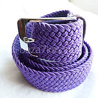 Унисекс ремень плетенка-резинка (Китай) — от компании Discounter.top