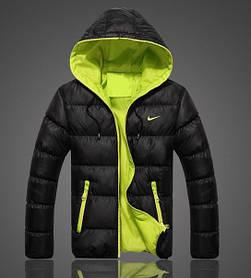Пуховик зимний мужской, куртка Nike, Найк, ф3648