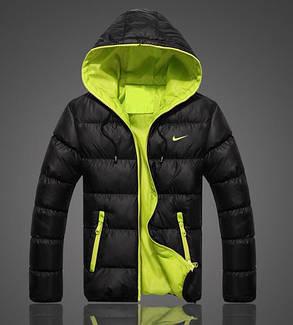 e096f0c1 Пуховик зимний мужской, куртка Nike, Найк, ф3648: продажа, цена в ...