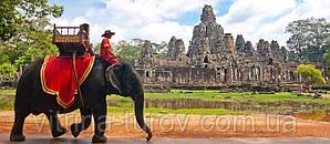Камбоджа+Таиланд с вылетом из Одессы!