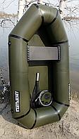 Надувная лодка из ПВХ Лисичанка 1м