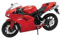 Мотоцикл сборка (1:12) DUCATI 1198, 57145A