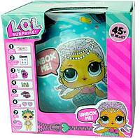 Кукла-сюрприз L.Q.L. в шарике 21402, фото 1