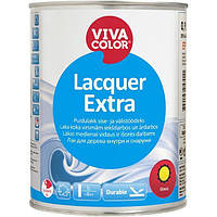 Лак Vivacolor Lacquer Extra полуматовый 0.9 л N50204157