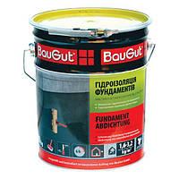 Мастика битумно-каучуковая фундаментная BauGut 10 кг N90501216