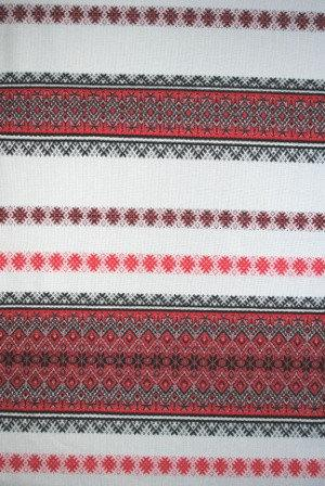 Ткань с украинской вышивкой Ренесанс