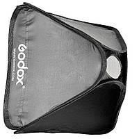 GODOX S-Type софтбокс 40х40см для вспышки полный комплект + сумка переноска