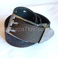 Мужской ремень джинс кожа — от компании Discounter.top