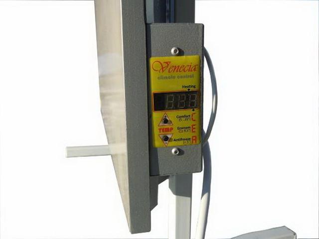 Керамические обогреватели Венеция с терморегулятором