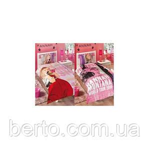 Постельное белье Tac Disney - Hannah Montana Star 160*220 подростковое